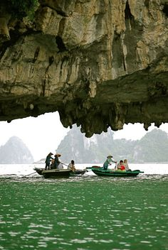 Halong Bay, Vietnam. | Stunning Places #Places