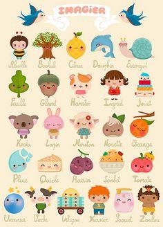森女的桌面,How to Draw , Study Resources for Art Students , CAPI ::: Create Art Portfolio Ideas at milliande.com, Art School Portfolio Work ,Whimsical, Cute, Kawaii, Doll, Girls,