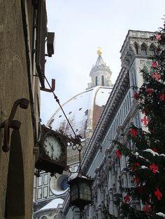 Firenze in Snow