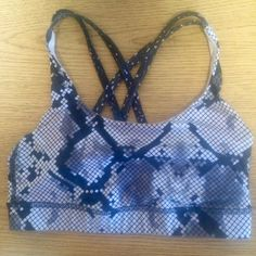 Lululemon Energy Bra Lululemon energy bra. Size 2. Worn once, in great condition. Too small for me. lululemon athletica Intimates & Sleepwear Bras