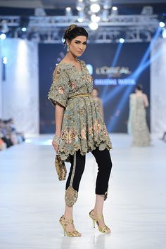 """pakistanifashionedits: """" """"Mahgul The Trunks of Sabine Bridals F/W 2016 As one of the rising designers of this year, Mahgul's fresh outlook on Pakistani fashion has not gone unnoticed. This season's bridal collection ranges from grey tones all the way..."""