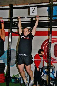 Emma Lewis: Throwdown @Crossfitpenbont. #TeamFirefly #CrossFit