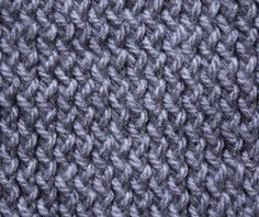 Zig Zag Stockinette. This is a variation of the traditional twisted stockinette stitch. Similar to the regular twisted stitch, the right side rows are knit through the back loop. However, to create the zigzag effect in this variation, the stitches on the wrong side rows are worked as they appear (simply purled the regular way). (Hagaina Dwi Septya Rainy FD1A1)