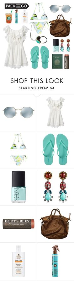 """Rio, my paradise..."" by holyrizzoli ❤ liked on Polyvore featuring Ray-Ban, Emilio Pucci, Old Navy, NARS Cosmetics, DANNIJO, Passport, Gucci, Kiehl's and Frends"