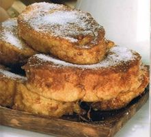 17. Spanish recipes: Torrijas | ingredients, preparation, week, holy | INMSOL  http://www.inmsol.es/spanish-courses-spain/spanish-recipes/17-spanish-recipes-torrijas.html