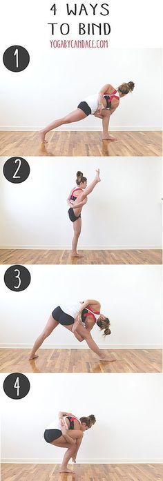 30 Minute Vinyasa Flow   Side Body & Inner Thighs   YOGABYCANDACE   Bloglovin'