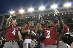 Cougars Win Apple Cup in Overtime, 31-28 #GoCougs