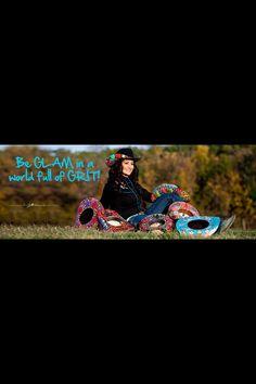 Glam&Grit hats & Fallon Taylor GORGEOUS hats!