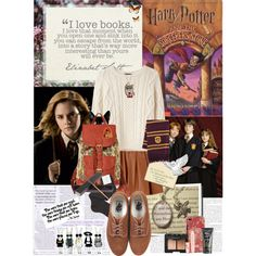 """""""Book Review: Harry Potter and the Philosopher's Stone by J.K. Rowling"""" by bittersweet89 on Polyvore"""