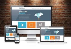 Responsive web design makes your web page look good on all devices. Immense Art creates responsive websites recognized for their remarkable and innovative designs high on utility and accessibility. #responsive #web #design #toronto