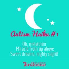 Autism Haiku #Autism #parenting