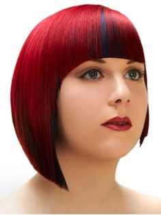 Elegant Punk Hairstyles Color 2013 | Hair Trends-Pin from carden