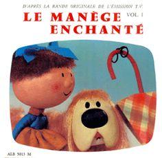 Le Manège enchanté est une série télévisée d'animation française en 750 épisodes de 5 minutes (dont 13 en noir et blanc), créée par Serge Danot et diffusée à partir du 5 octobre 1964 sur la première chaîne de l'ORTF.