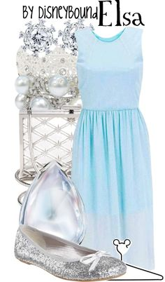 """Elsa"" by lalakay on Polyvore"