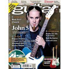 guitar Ausgabe 4/2013 | PPVMEDIEN, 5,90 €