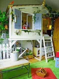 ロフトベッドの自作は簡単おしゃれ。狭いコンパクト空間を有効活用しよう。 | iemo[イエモ]