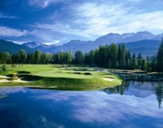 Golf - Nicklaus North GCC, Whistler, B.C.