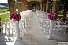#Ceremony #HallOfSprings #Saratoga #Outdoors #Weddings #WeddingPlanning #InspiredOccasions #DayOfCoordination