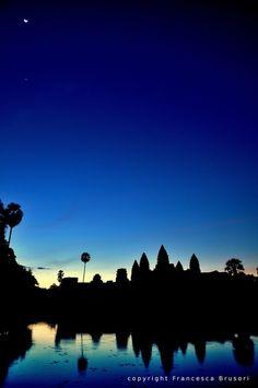 Alba a Angkor Wat #cambogia #cambodia