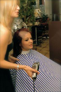 Long Hair Cut Short, Short Hair Cuts For Women, Short Hair Styles, Bald Head Women, Shaved Head Women, Mid Haircuts, Girls Short Haircuts, Buzz Cut Women, Buzz Cuts