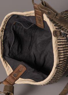 Navajo + Sakiori Base Bucket – J AUGUR DESIGN
