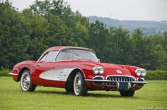 Chevrolet C1 Corvette 1959