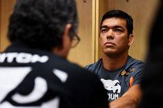 Lyoto Machida conheceu a sua segunda derrota consecutiva no UFC – Divulgação/UFC - Fornecido por Ag. Fight
