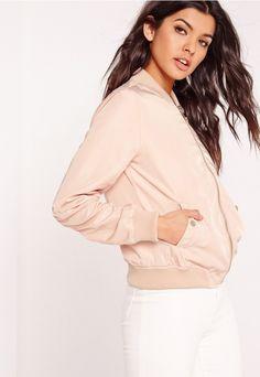 Resultado de imagen para puffer vest pink light