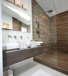 1000 images about salle de bain on pinterest bathroom - Idee deco salle de bain zen ...