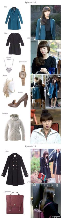 Kim ji won fashion