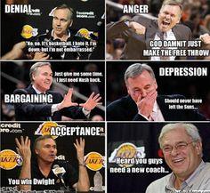 Phil Please Come Back!!! LA Lakers Coach