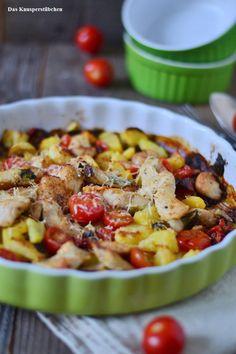 Bratkartoffel aus dem Ofen – Schnelles Wochendinner | Das Knusperstübchen