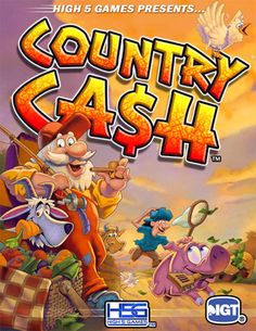 Country Cash - Slot Game by H5G