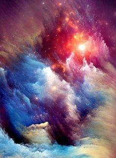 Небо просто космос