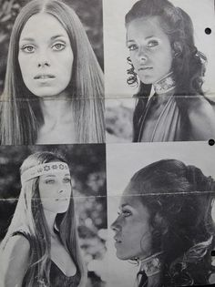 Angelina Jolie's mom Marcheline Bertrand as a young actress/model