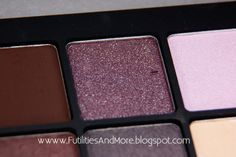 Inglot Freedom Palette: my 20 beautiful shades