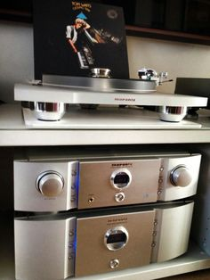 Marantz Turntable and Amplifiers