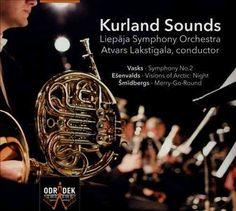 Liepaja Symphony Orchestra - Latvian Symphonic Music