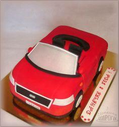 Cake Cabriolet 3D https://vk.com/svetkintort