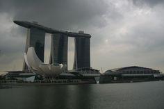 Marina Bay sans - Singapore take at 29 May