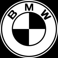Image for Classic BMW Logo Black and White