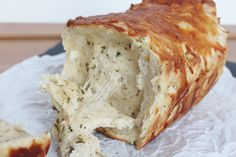 My homemade pull-apart bread with cheese, oregano and thyme!  http://www.onekitchenblog.com/?p=785