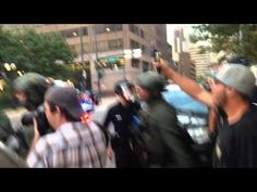 8-21-14 #Denver riot police pull protestors from sidewalk to arrest them and a nun is assaulted. All of this just breaks my heart. This unrest is beginning to spread across our nation. Warning: *Lots Of Profanity Used* #dayofrage #denver #protesters #oldwoman #pusheddown #heartbreaking #policeforce #anger #chaos #unrest #police #awareness #besafe #prayers
