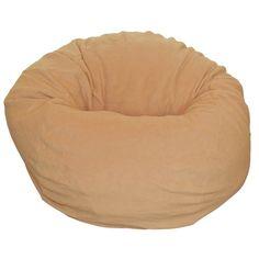 SittingPoint Brava Bean Bag Chair Color Lime