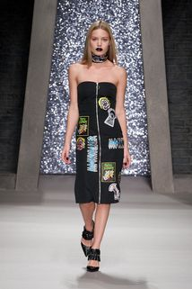 Ashley Williams - Fall 2015 Ready-to-Wear