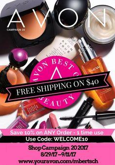 Last day to Shop Avon Campaign 20 2017 Brochure. #shopAvononline #AvonBrochure #AvonCatalog