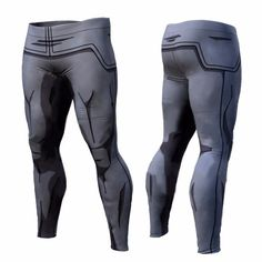 Fabric is Spandex and Polyester, quick-drying, breathable, absorbent broadcloth Designed for performance; lightweight, good elasticity makes it feel smooth against your skin Compression fit offers sup