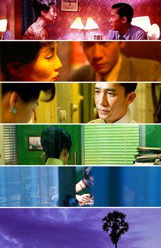 the colour palette of Wong Kar Wai Hk Movie, Love Movie, Film Movie, Movie Scene, Colorful Movie, Cinematic Photography, Art Photography, Fiction Film, Inspirational Movies