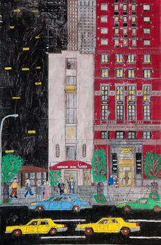 The Russian Tea Room, New York, NY by Chris Murray