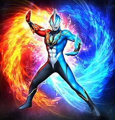 Ultraman Geed Fire Leader Ultra Series, Cosmic Art, Kamen Rider Series, Cartoons Love, Avengers Wallpaper, Mens Style Guide, Picture Collection, Power Rangers, Live Action